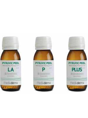 pyruvic peel spa peell