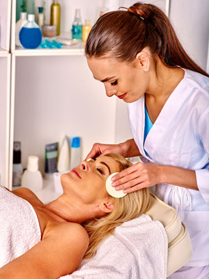 thalmarin face treatment