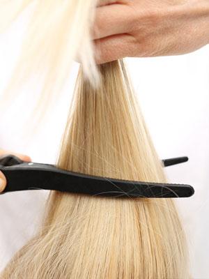 dekoloryzacja w salonie fryzjerskim