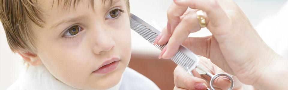 fryzjer dzieciecy