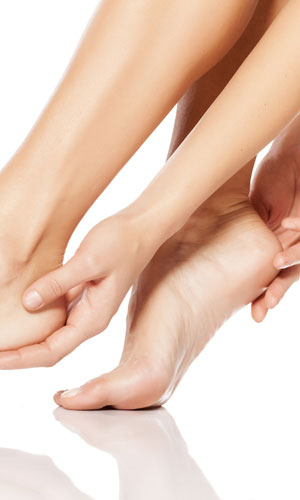 kwasy na stopy