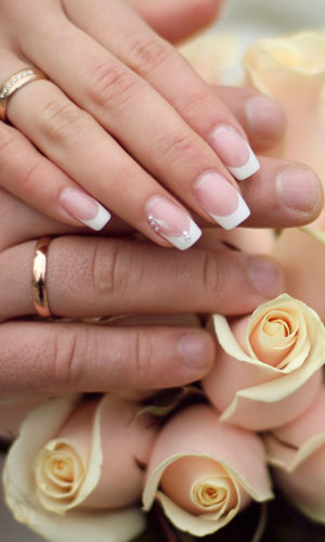 manicure zelowy