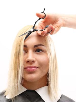 strzyzenie stylizacja damska fryzjer