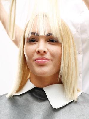 strzyzenie stylizacja fryzjer damski